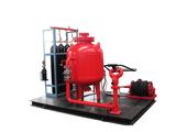 贮气瓶型干粉灭火装置